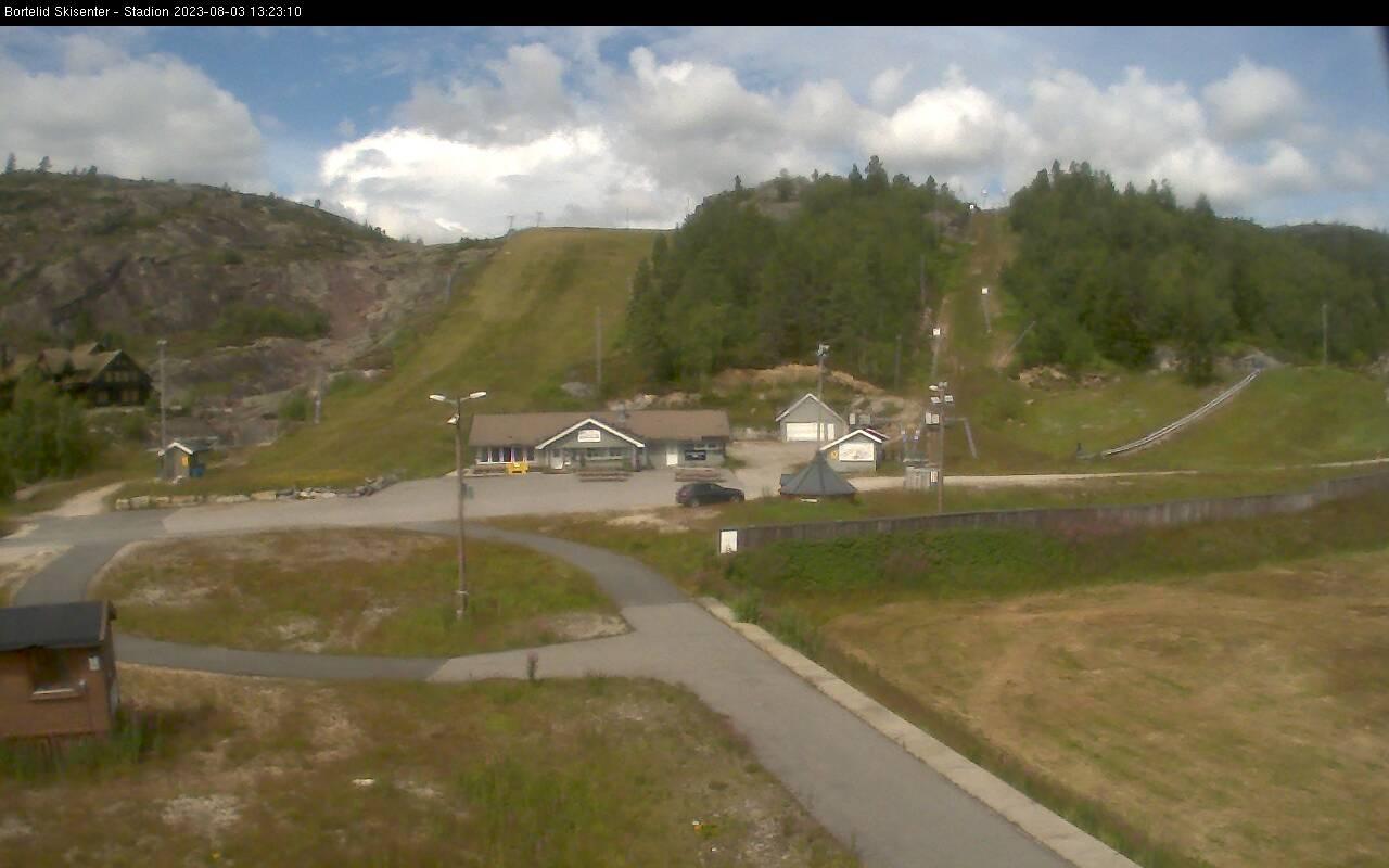 Webcam Tjaldal, Åseral, Vest-Agder, Norwegen